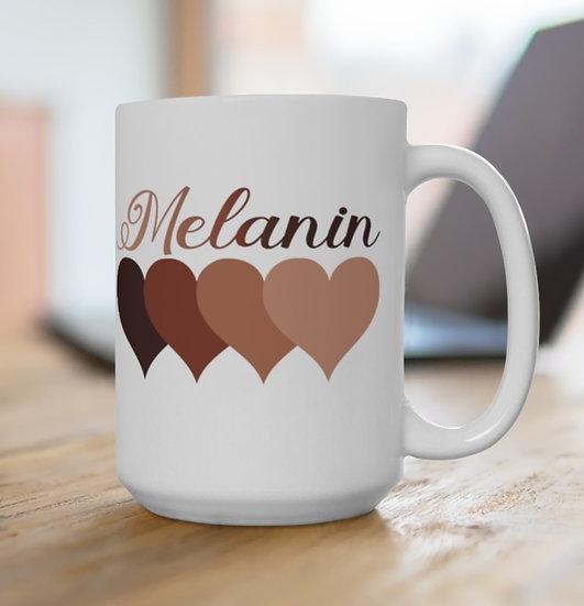 Melanin Hearts Mug
