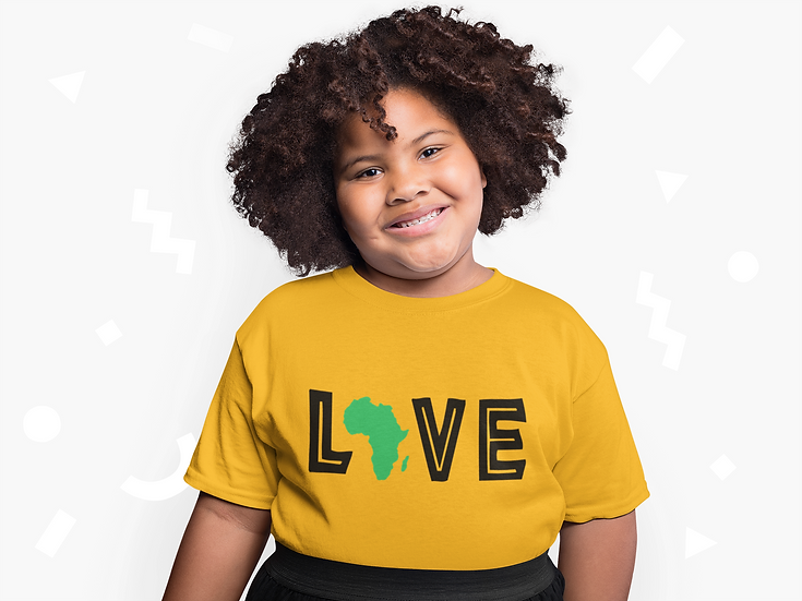 """Love"" Shirt Youth"