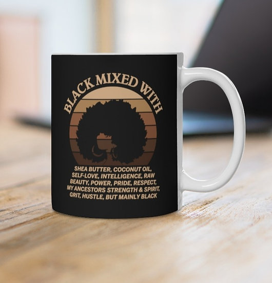 Melanin Magic Mug