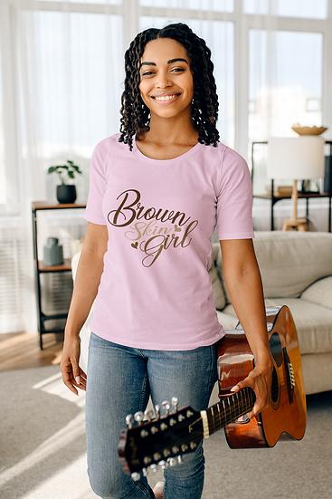 Brown Skin Girl Shirt