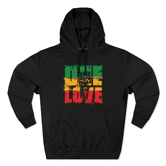 One Love Hooded Sweatshirt