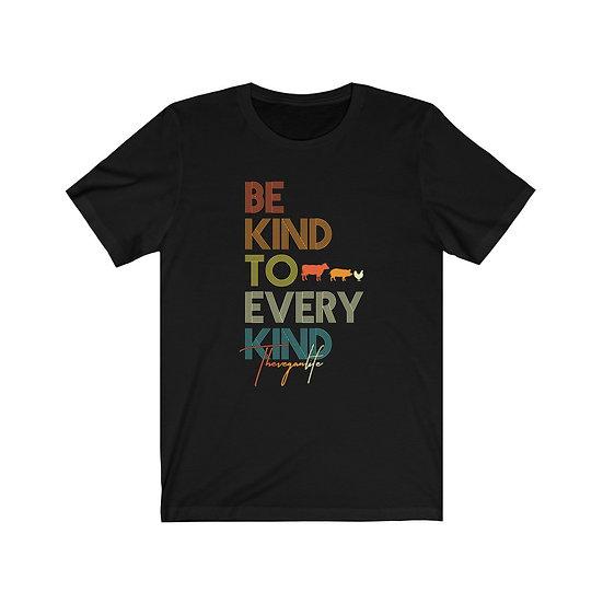 Be Kind Vegan Shirt