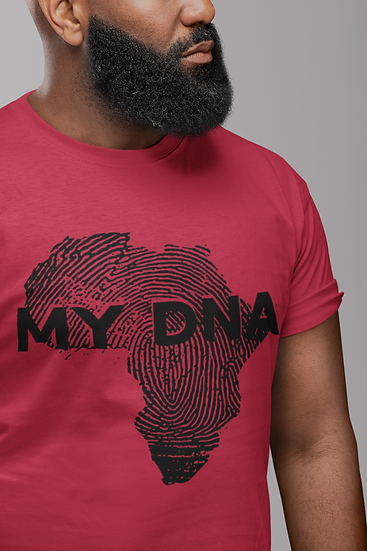 Africa DNA Shirt 2