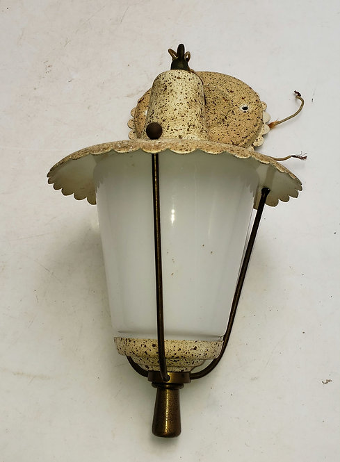 1950s Globe Lighting Pendant Light