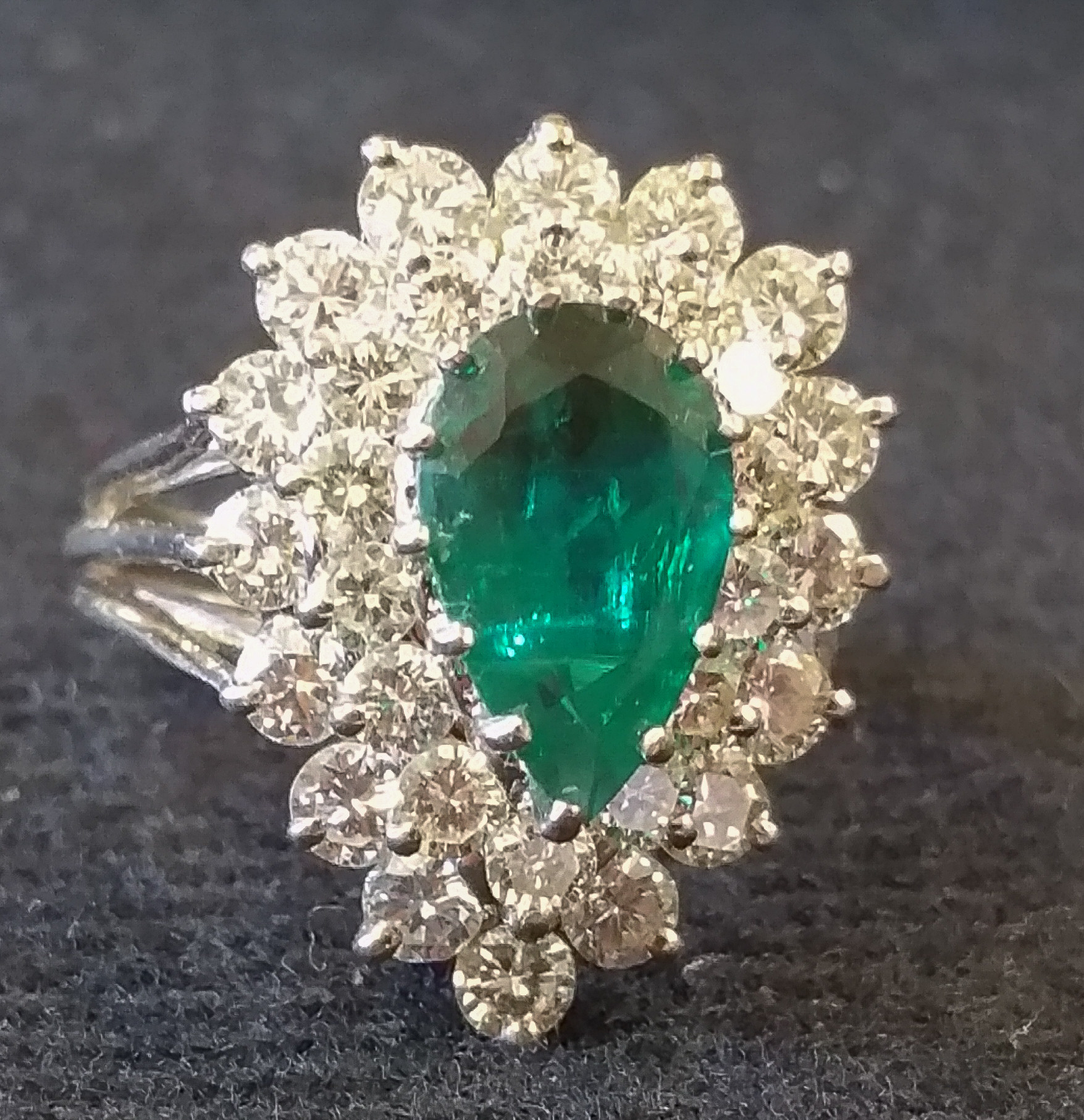 Emerald Ring A