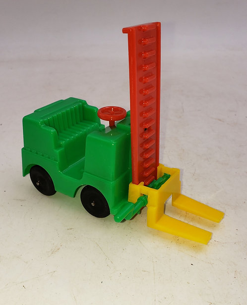 Vintage Bonnie Built - Forklift toy