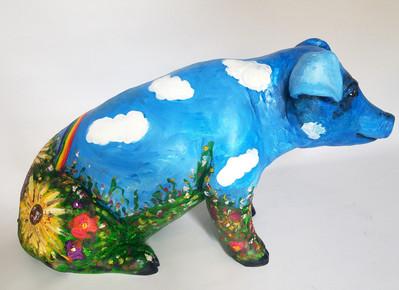 Rita Bolla  Pig's Dream
