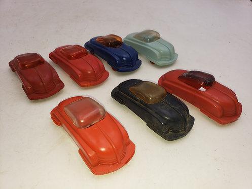 1940s Wannatoy DB cars ( 6)