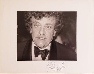 Kurt Vonnegut Jr. was an American writer