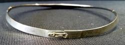 Ilias Lalaounis silver gold collar c