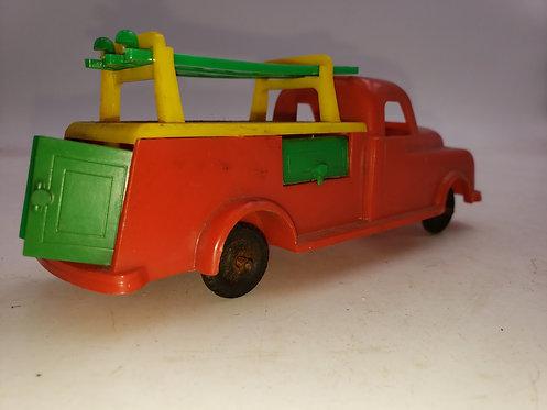 Ideal Toys Vintage Ladder Truck - No. I - 2136