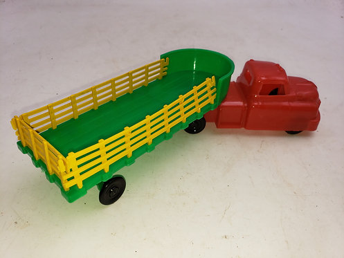 Vintage Wyandotte Truck with trailer.