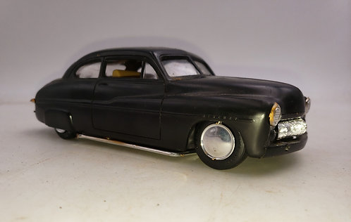 Model Vintage Car - Black  Mercury Coup