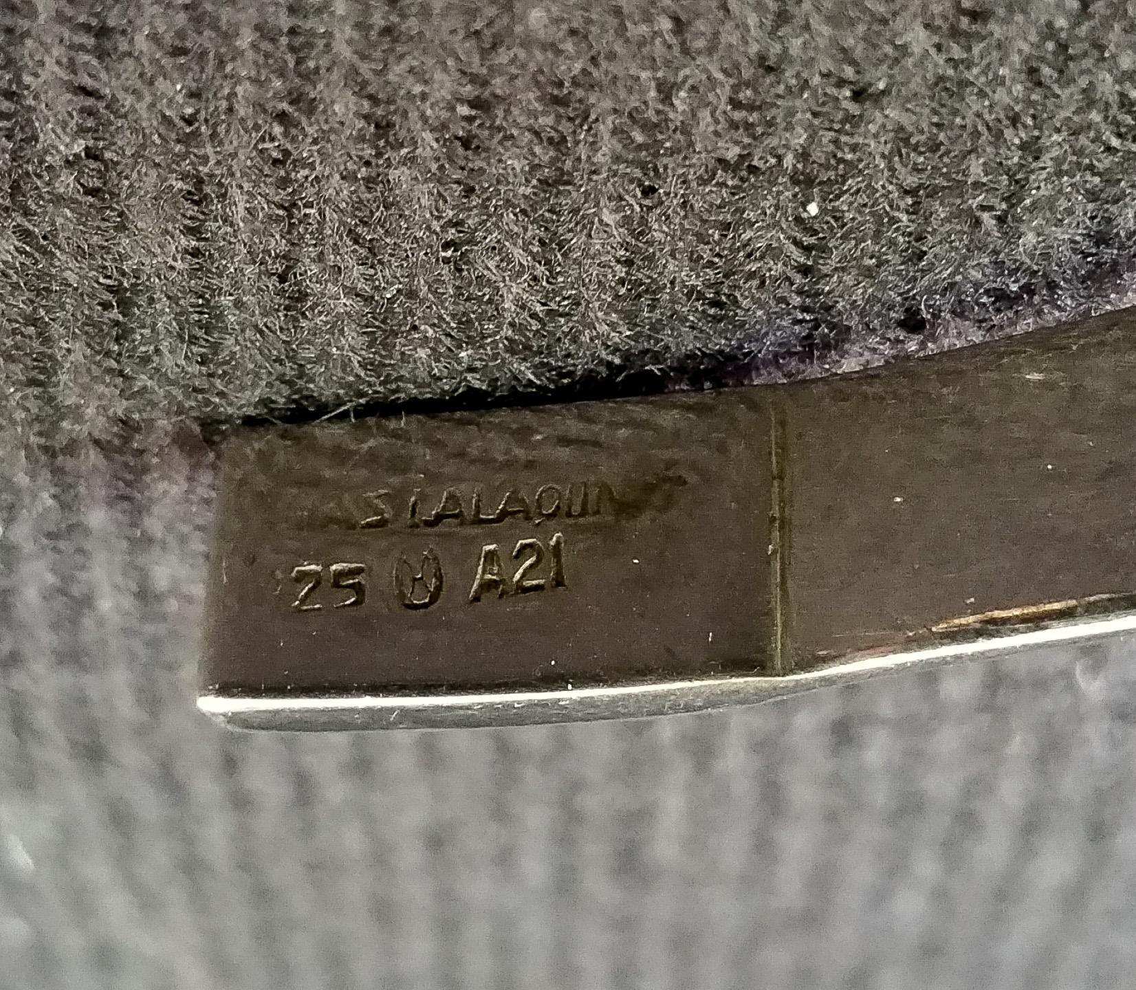 Ilias Lalaounis silver gold collar g