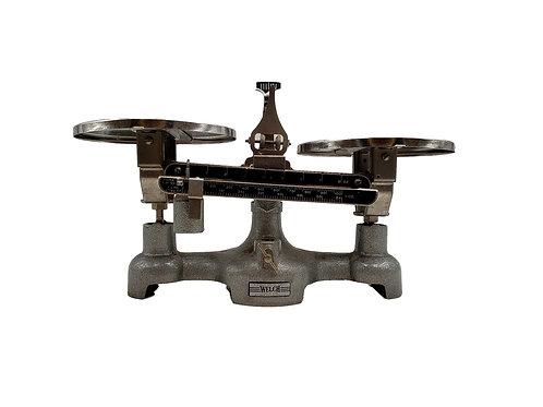 Vintage Welch Scientific Balance Scale