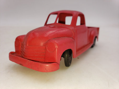 Vintage Irwin Toy Pick Up Truck - Red