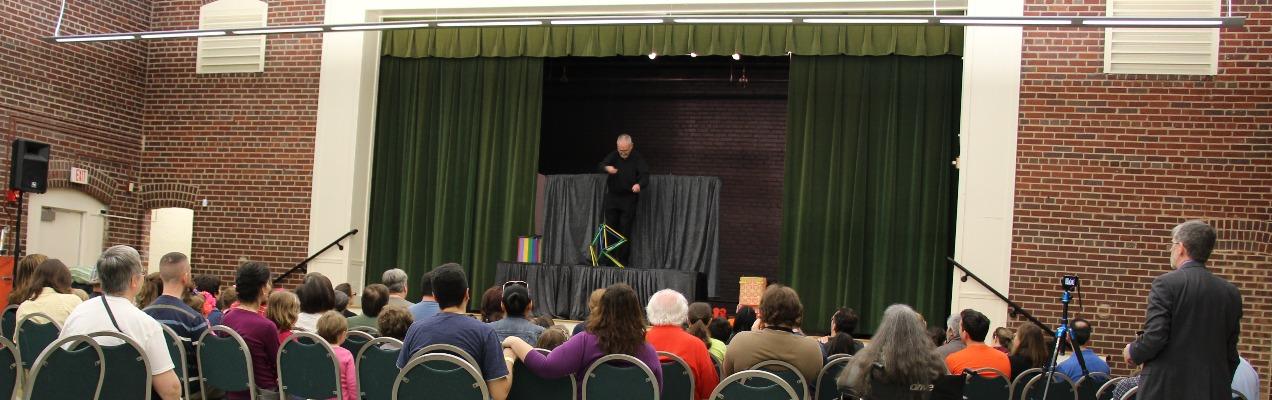 NCPG Fest 2017 Bob Brown geometric