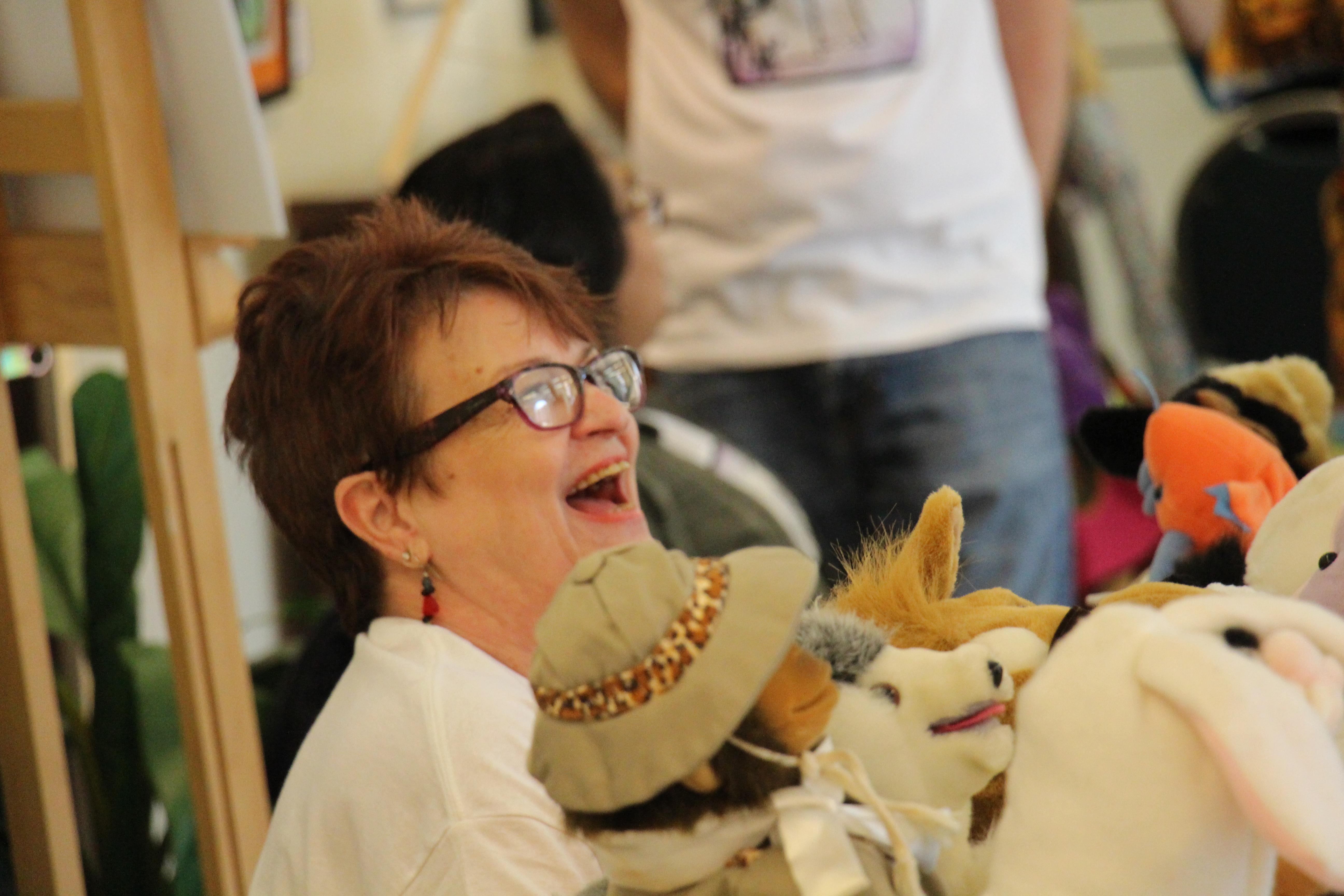 NCPG Fest 2017 Sandy Smiles