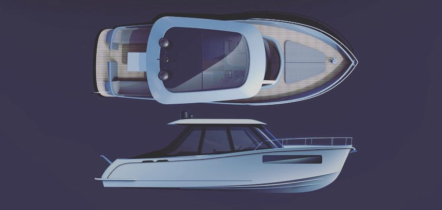 Vision Speed Boat(11m/36ft)