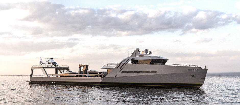 63 Support Yacht