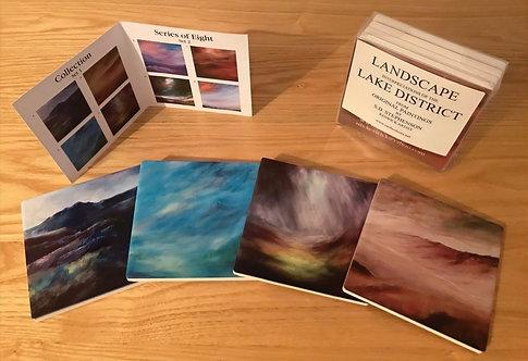 Lake District Coasters.  Set 1