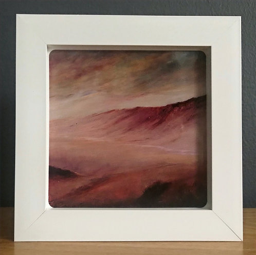 Box Framed Ceramic Tile No.3