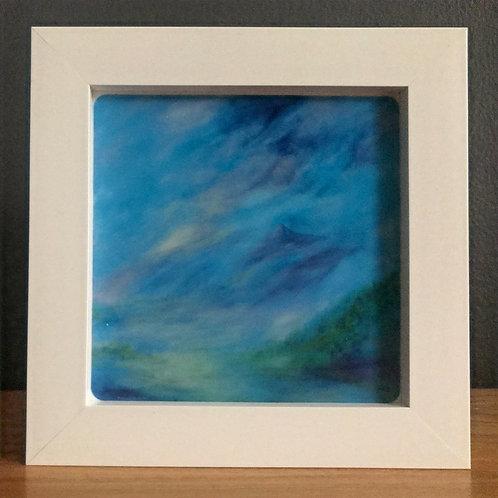 Box Framed Ceramic Tile No.2