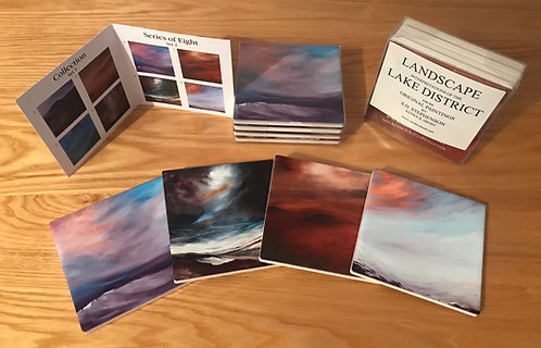 Lake District Coasters.  Set 2