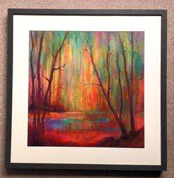 Ablaze framed-min