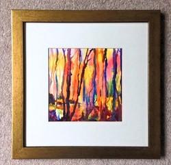 Tree Lights framed-min