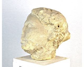 Carved Head (stone)