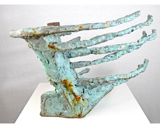Shipwreck with Rudder