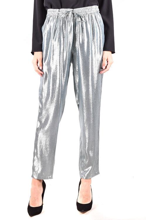 Trousers R.E.D. Valentino Silver