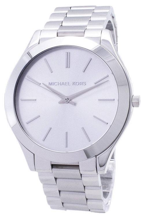 Michael Kors Runway Silver Dial MK3178 Women's Watch