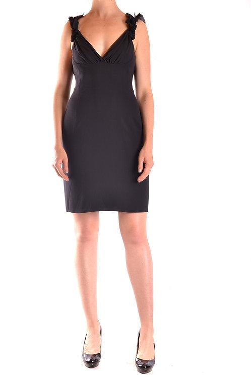 Dress Dsquared Black Taglieur