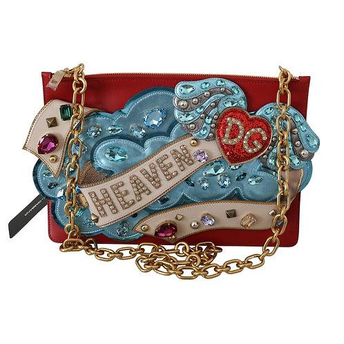Dolce & Gabbana Women's Red Heaven Shoulder Bag