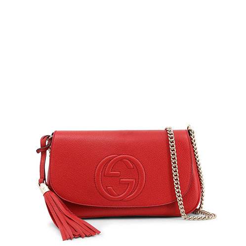 Gucci Small Leather Shoulder Bag