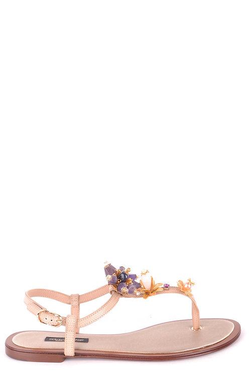 Dolce & Gabbana Rose Sandals