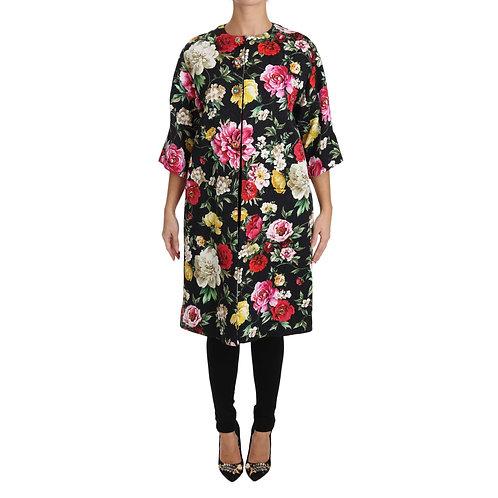 Dolce & Gabbana Women's Jacket / Coat Floral