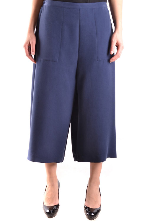 Trousers Armani Jeans Blue Modal