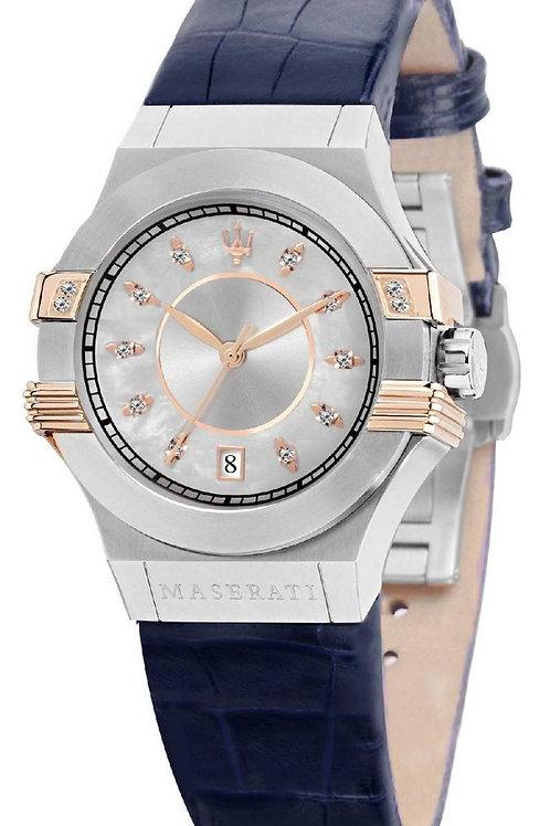 Maserati Potenza Quartz Diamond Accents  Women's Watch