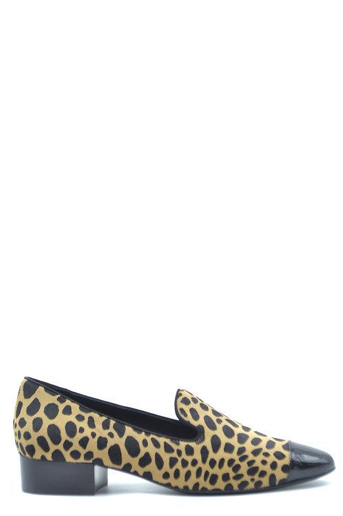 Giuseppe Zanotti Leather Leopard Casual