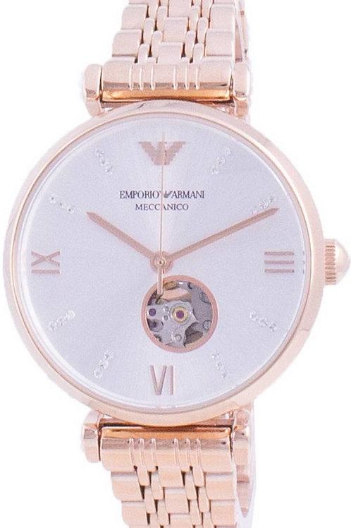 Emporio Armani Gianni Diamond Accents Automatic AR60023 Women's Watch