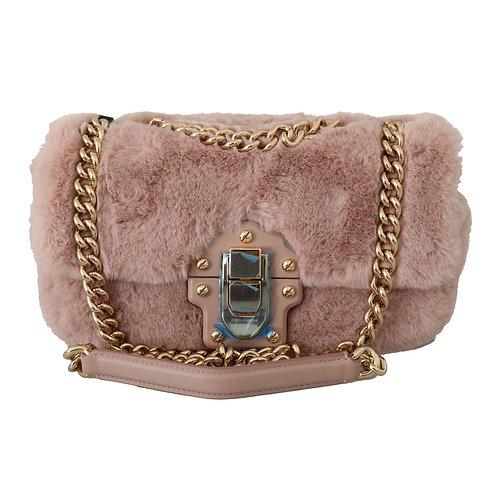 Dolce & Gabbana Women's Shoulder Pink Borse Bag