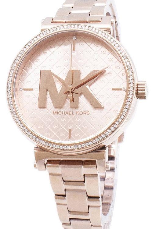 Michael Kors Sofie Quartz Analog Women's Watch