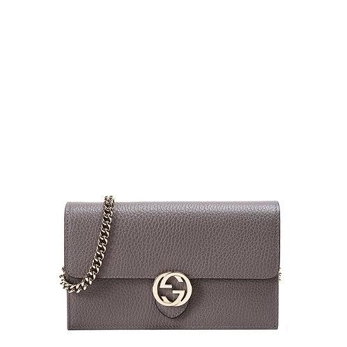 Gucci Gray Small Shoulder Bag