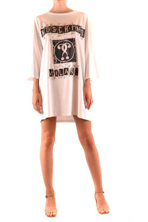 Dress Moschino Cotton Mini Dress