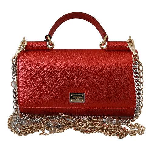Dolce & Gabbana Women's Sicily Von Shoulder Bag