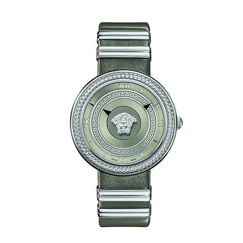 Versace Ladies'Watch Grey Quartz