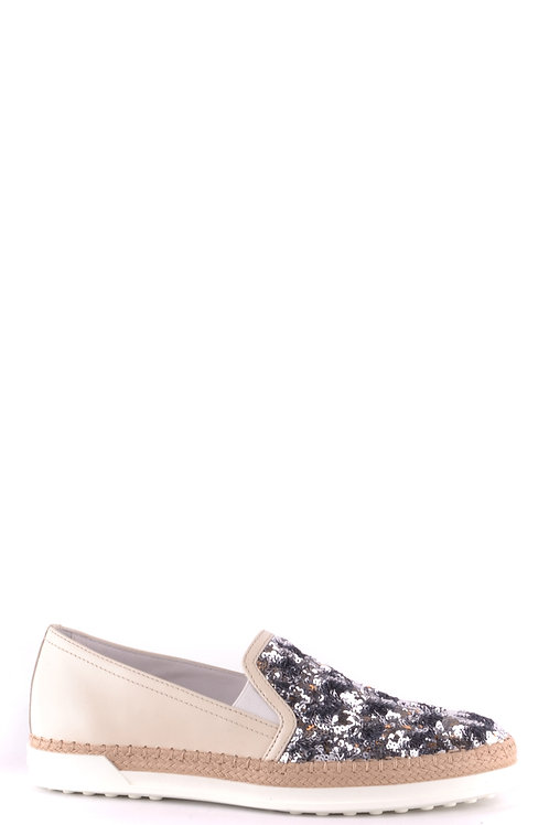 Tod's Rose Leather Sneaker